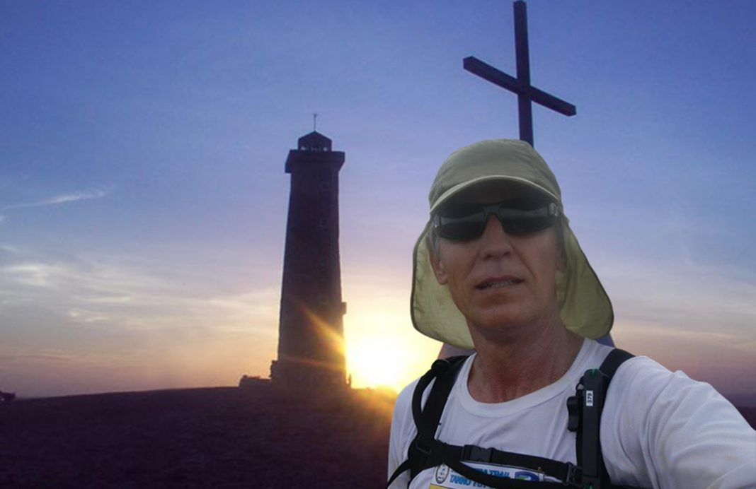 Rumbo a Paraguaná Desert Trail 108K Denys Latour