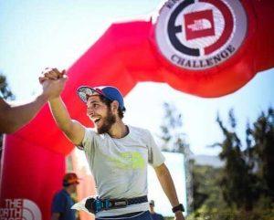 Moisés Jiménez Endurance Chellenge Chile 2017