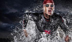 natación triatlón