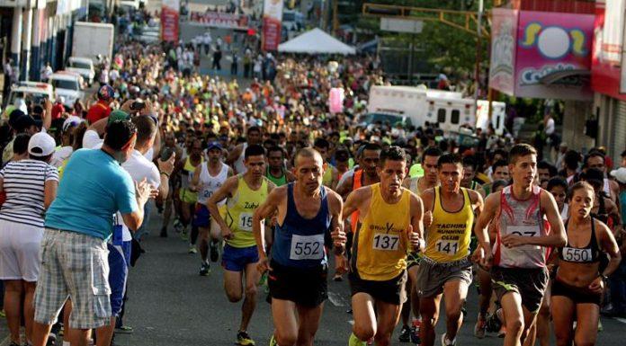 media maraton internacional de San Sebastian