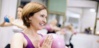 Mi menopausia la llevo con DEPORTE