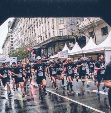 Primer Campeonato Iberoamericano de Milla Urbana