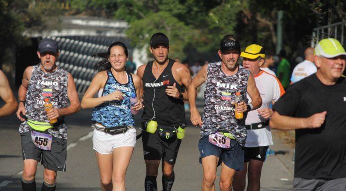 Correr un maratón de forma cardiosaludable