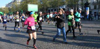 Récord mundial de maratón con tacones 1