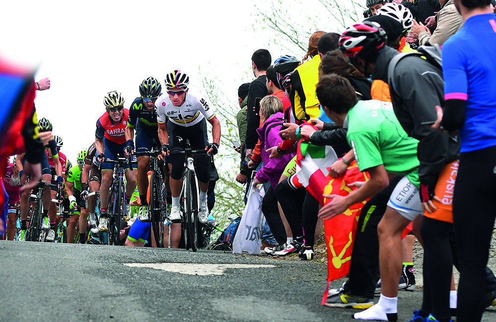Vuelta a País Vasco