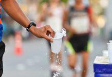 bebida perfecta antes del maratón