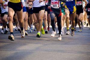 tapering maratón