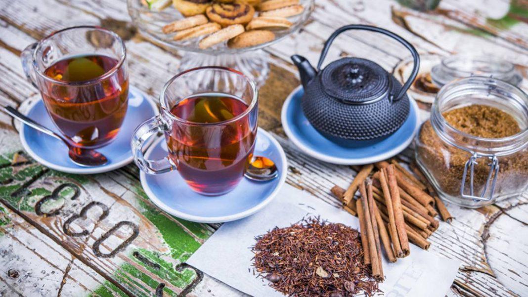 Los mejores tipos de Té para los Corredores