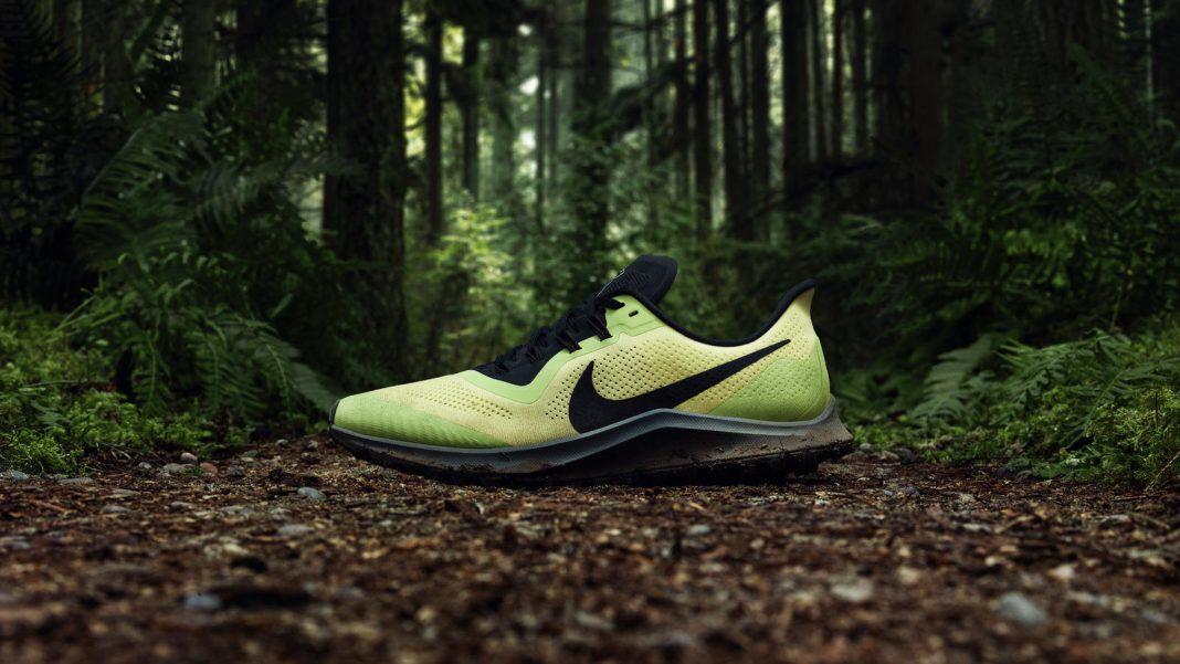 Nike Pegasus 36 Trail y La diferencias entre las 3 zapatillas de trail de Nike