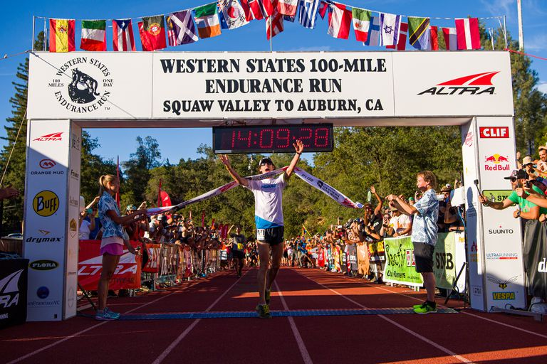Así se vivió La Western States Endurance Run