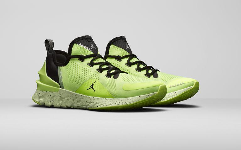 Las Zapatillas Jordan que te ayudaran a trabajar tu velocidad