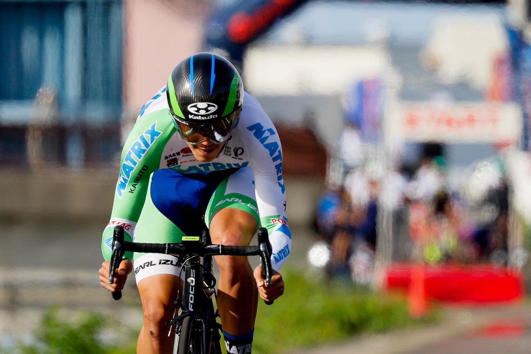 Orluis Aular, el ciclista venezolano del momento   LAFRAGUA.RUN