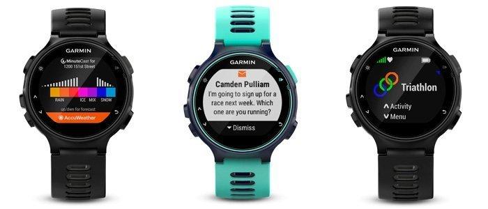 Reloj Garmin Forerunner 735XT aquí te traemos sus características