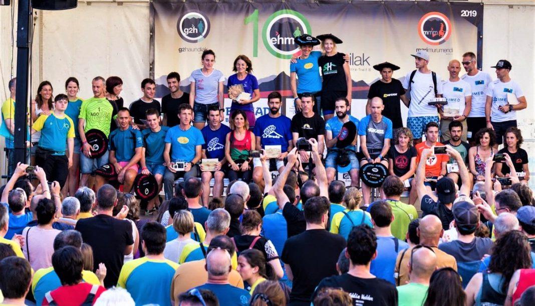 ehunmilak 2019 todos los campeones. foto ehunmilak