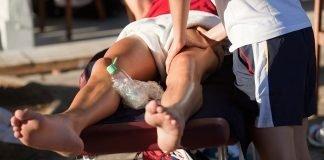 La importancia de los masajes de descarga en los corredores
