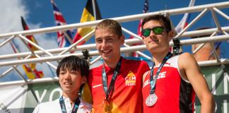Récord en 4a edicióndelCampeonato Mundial de Skyrunning Juvenil