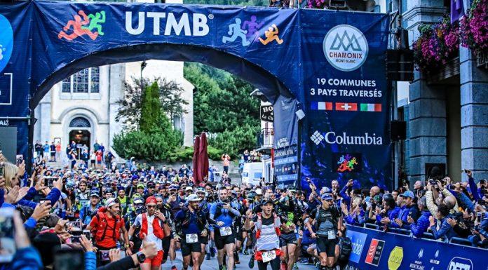 Ya inició el Ultra Trail du Mont Blanc (UTMB) en su 17° edición