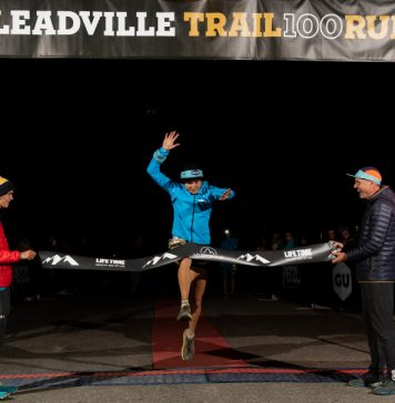 Leadville 100 Trail Run 2019