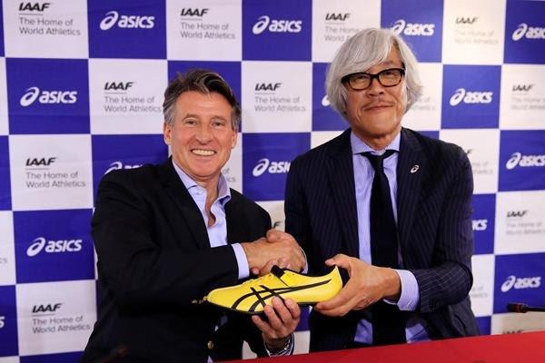 ASICS extiende su asociación con la IAAF hasta 2029