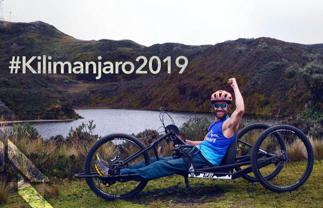 El Ecuatoriano Sebastián Zuko hace cumbre en el Kilimanjaro