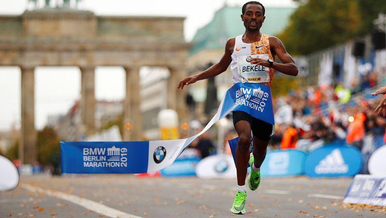 El Maratón de Berlín con un sabor a casi récord mundial