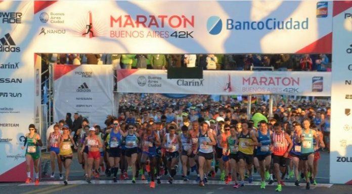 Maratón de Buenos Aires La fiesta del atletismo