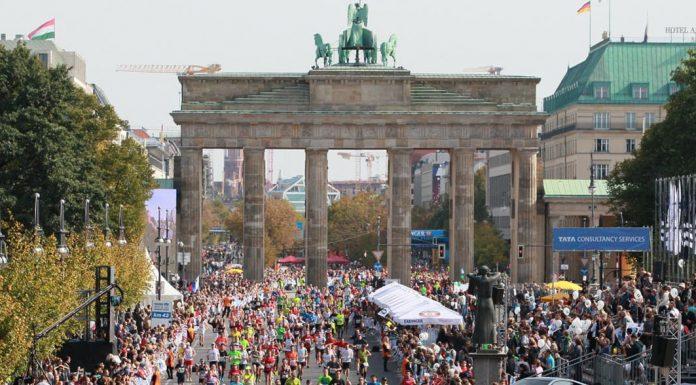 maratón de Berlin 2019