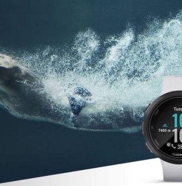 Conoce el nuevo Garmin Swim 2 para natación
