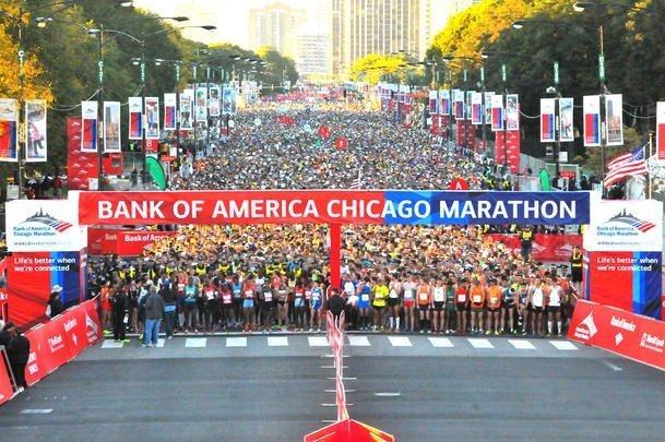 El Maratón de Chicago en su 42° edición ya esta aquí
