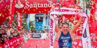 El multitudinario Triatlón de Barcelona se celebró el 6 de octubre