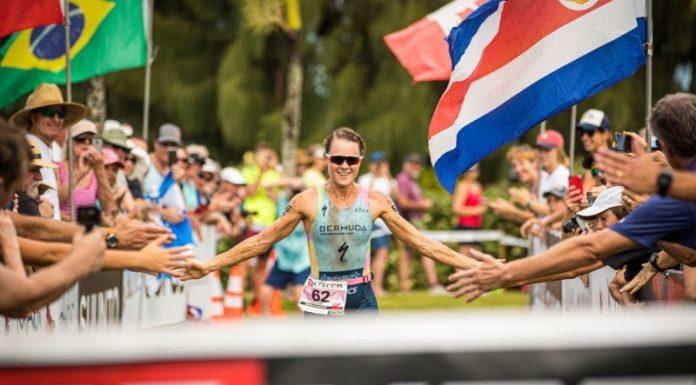 Flora Duffy hace historia y gana su quinto Mundial XTERRA