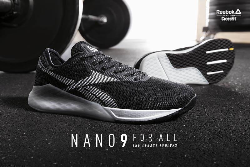 Reebok Nano 9 la zapatilla ideal para CrossFit