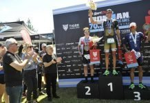 Campeones Ironman Buenos Aires 2019