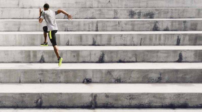 Con el entrenamiento en escaleras mejorarás tu potencia