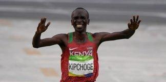 Eliud Kipchoge defenderá su título olímpico a finales de este año