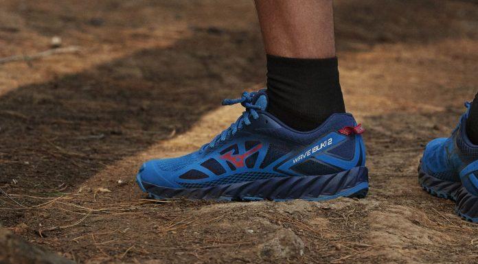 Mizuno Wave Ibuki 2 las zapatillas para iniciarte en el Trail Running
