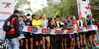 Ultra Trail World Tour comienza el 18 de enero con Vibram Hong Kong 100
