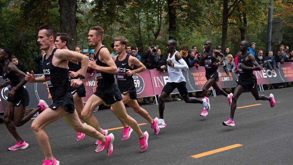 World Athletics y los zapatos de competición