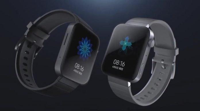 Xiaomi Mi Watch el nuevo smartwatch de la marca china