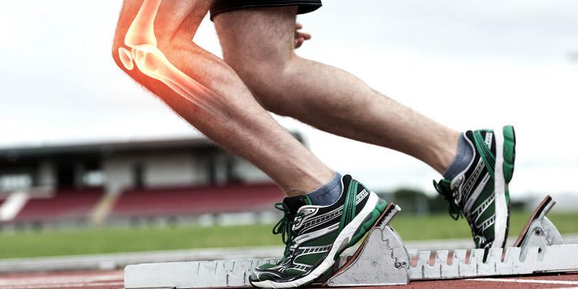 Conoce como correr sin dañar tus rodillas