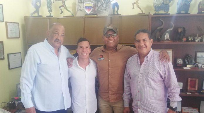 Elvis Martinez Wilfredis Leon , Luis Orta, Marcos Oviedo