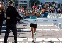 Estos fueron los conquistadores del Maratón Life Time de Miami