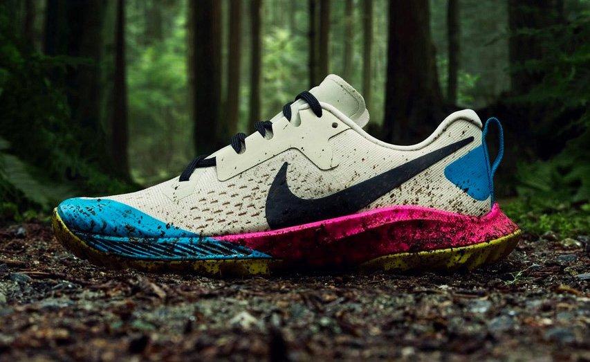 Las Nike Terra Kiger 5 zapatillas de velocidad .