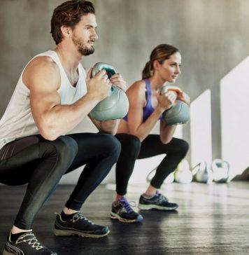 Las sentadillas Cuáles son sus beneficios Gana piernas, glúteos y aumenta las fuerzas de tus piernas