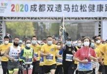 Coronavirus Ya volvieron a correr en China
