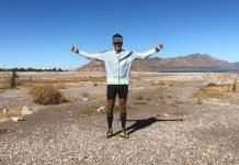 Ultramaratonista Argentino correra 100 Km en el patio de su casa