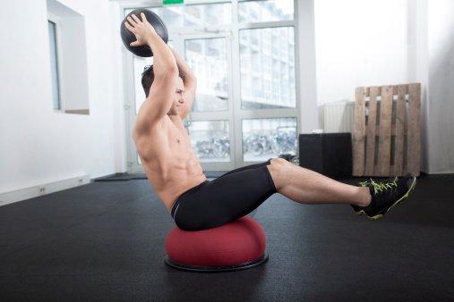 Qué es el BOSU y cómo beneficia tu cuerpo