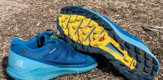 Salomon Sense Ride 3 la comodidad de Trail Running