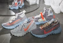 Nike Space Hippie la linea de zapatillas que viene del bote de basura