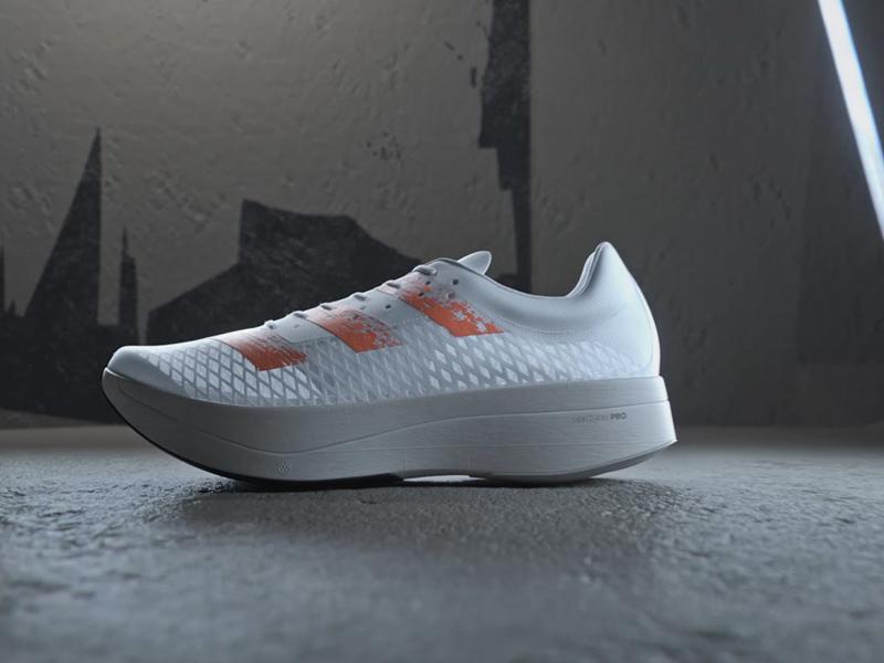 Adizero Adios Pro es la nueva creación de Adidas